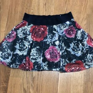 Sparkly Justice Skirt, size 10